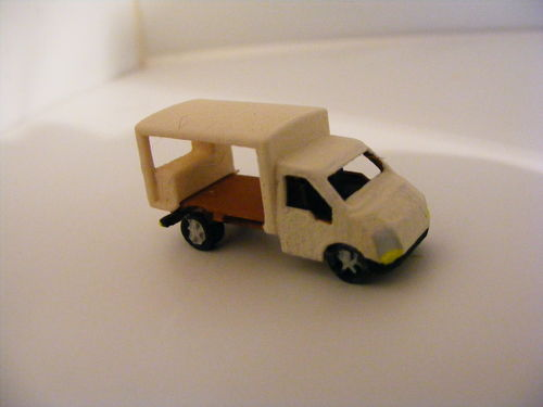 3D Printed SWB Transit Milk Float