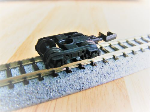 ATM - 1804C NACCO axle motion bogies, no wheels - NEM coupling