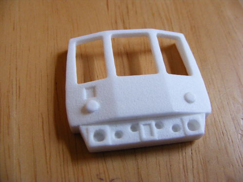 Class 104 3D Printed Cabs