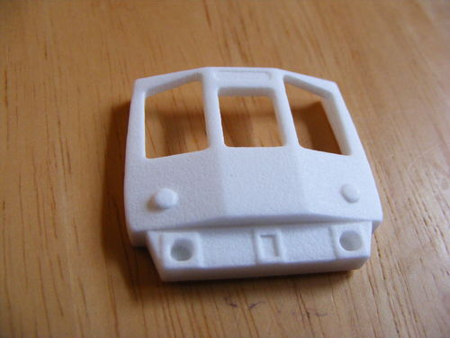 Class 110 3D Printed Cabs