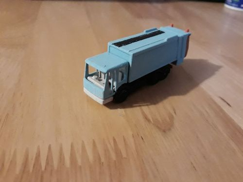 3D Printed 'Econic' Refuse Lorry